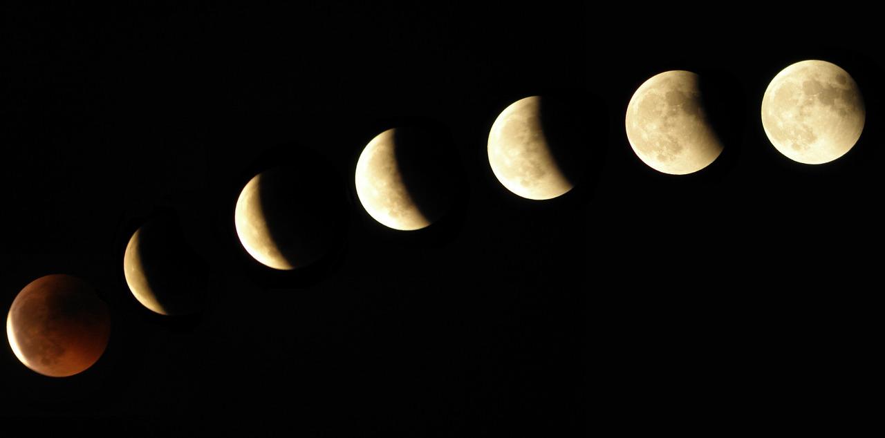 Fazy księżyca jako etapy cyklu życia relacji